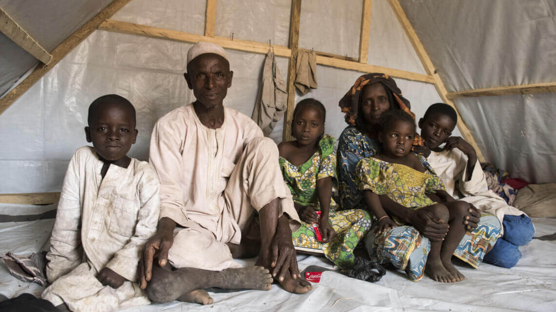 Caritas International  Nigeria: when violence and climate play into the hands of hunger