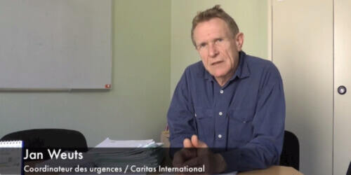 Caritas International  Jan Weuts, Emergency Coordinator, on South Sudan