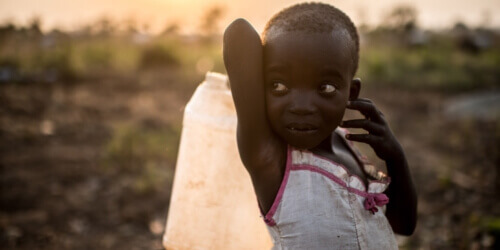Caritas International  Famine in South Sudan: aid is urgent