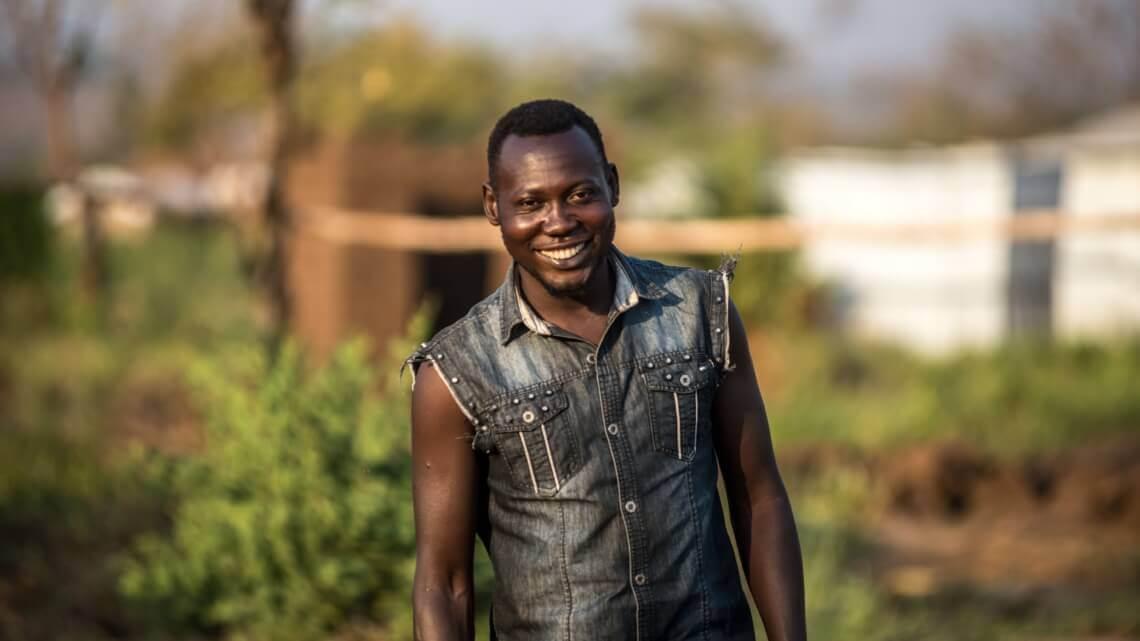 Caritas International The story of David Songa