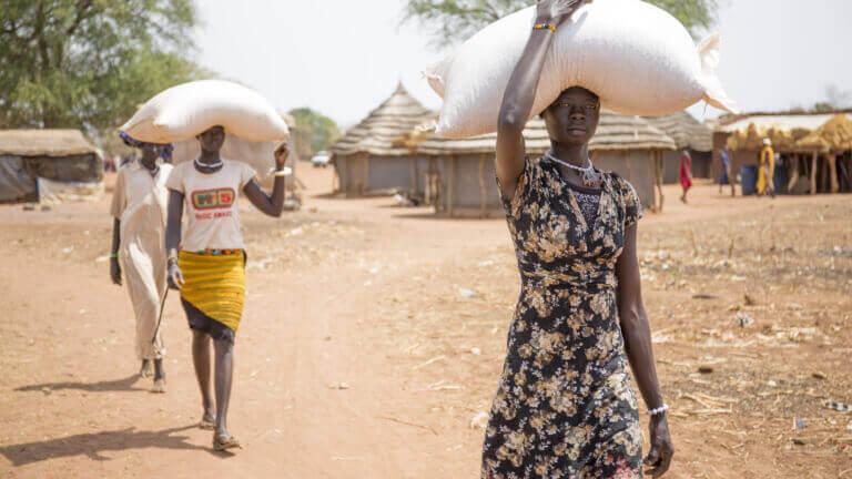 Crédit photos : Caritas Internationalis