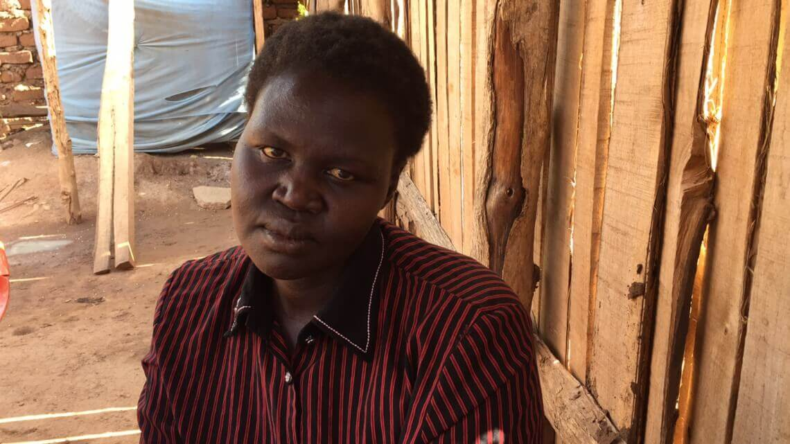 Caritas International Het verhaal van Grace
