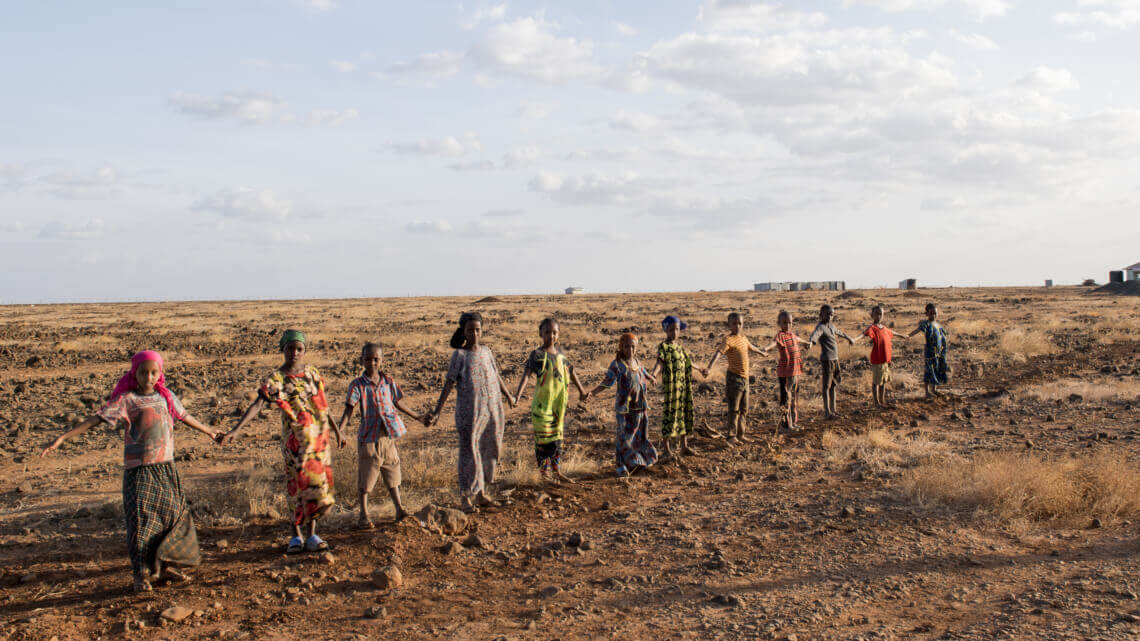 Caritas International  Caritas lutte contre la famine : une vue d'ensemble