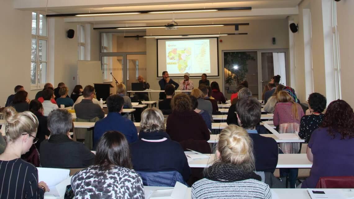 Caritas International Formation – Migrants et réfugiés : regard global et bilan
