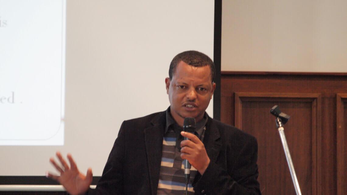 Caritas International Drie vragen aan Sebhatu Seyoum Halibo, Caritas Ethiopië