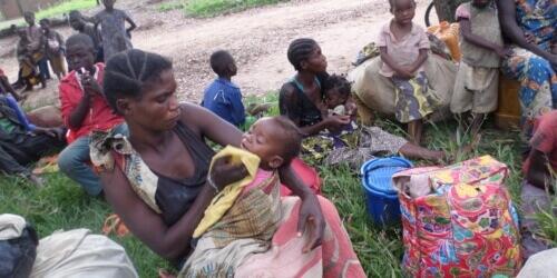 Caritas International  1,3 miljoen intern ontheemden door dodelijk geweld in Kasaï