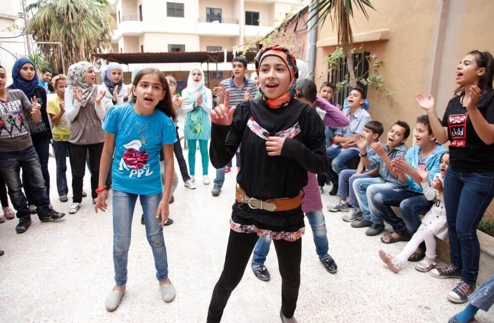 Caritas International Studiedag – Migratie en vluchtelingen en een superdiverse klassituatie