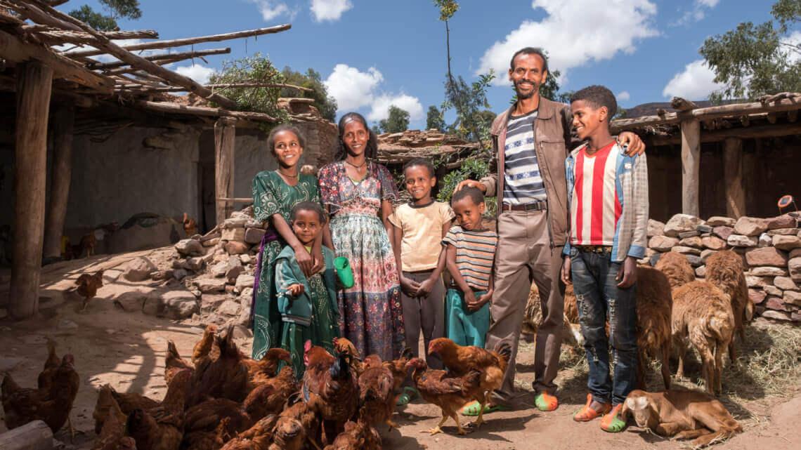 Caritas International Het verhaal van Mihret