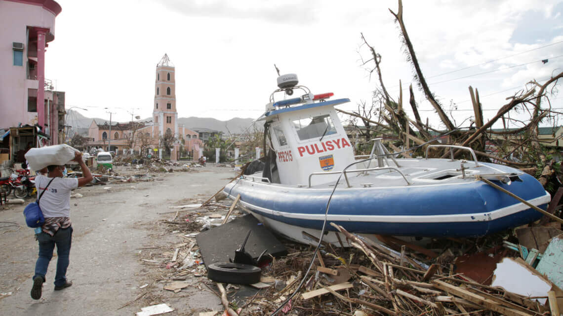 Caritas International Catastrophes naturelles : mitigation et prévention