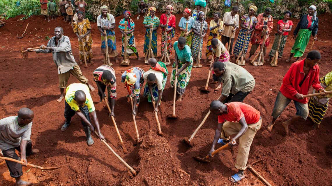 Caritas International Aanpak RBR en concrete acties