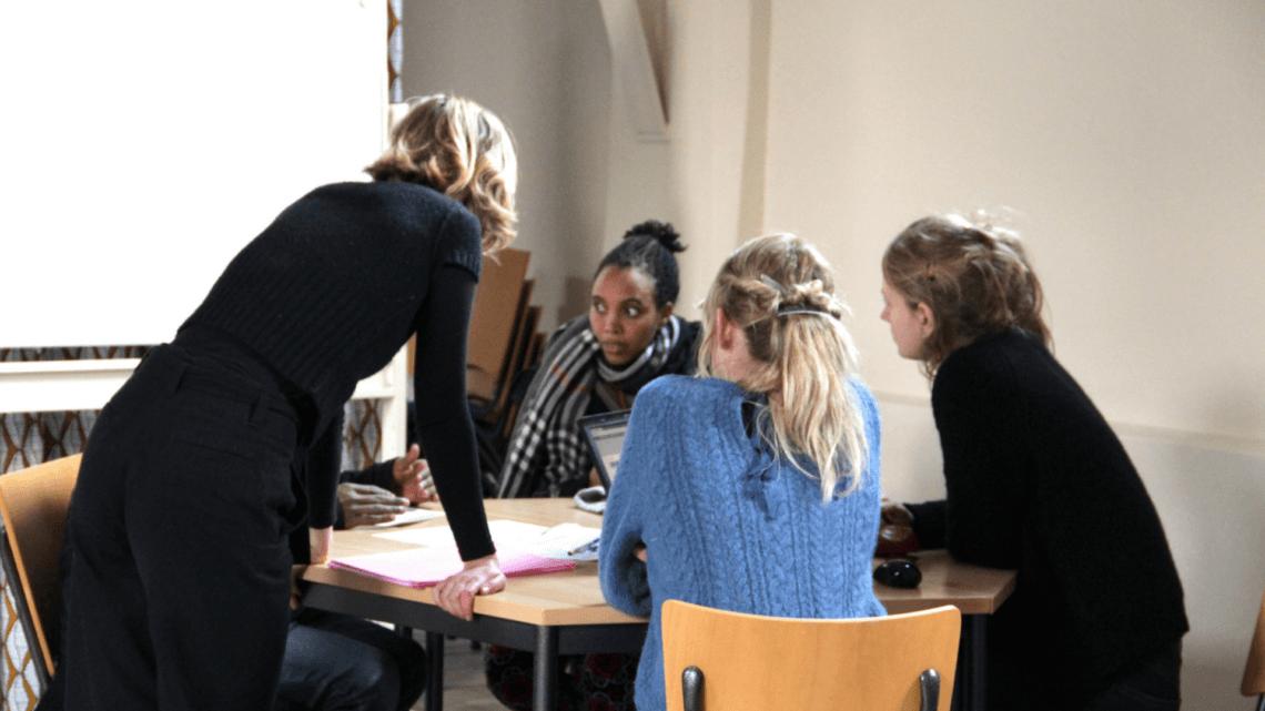 Caritas International Housing-café Gent: samen op zoek naar een woning