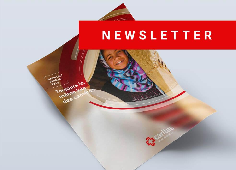 Caritas International Belgique Newsletter