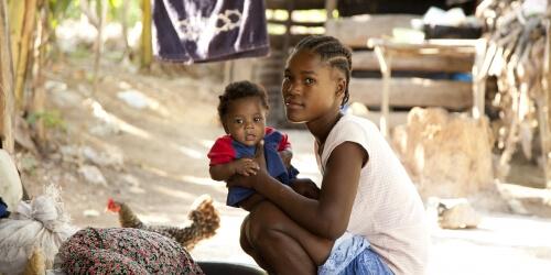 Caritas International België Docu: realisaties in Haïti, 4 jaar na de aardbeving