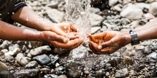 Caritas International België Het belang van proper water