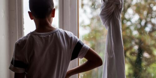 Caritas International Belgique Pourquoi la Belgique enferme à nouveau des enfants?