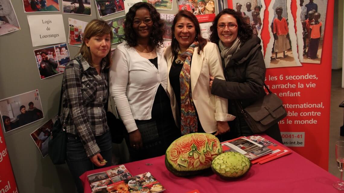 Caritas International Belgique 15 ans d'accueil individuel des demandeurs d'asile