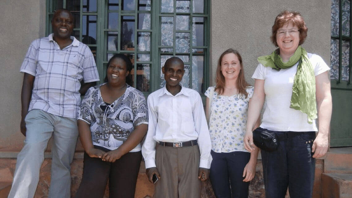 Caritas International België Terugkeer van alleenstaande vrouwen in Rwanda