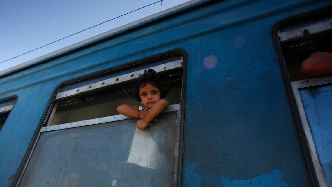 Caritas International Belgium Reception crisis: emergency aid. And tomorrow?