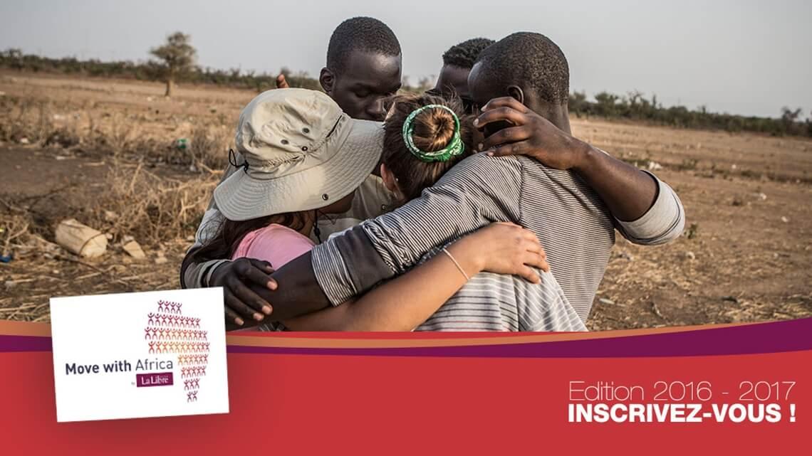 Caritas International Belgique Les inscriptions pour l'édition 2016-2017 de Move with Africa sont ouvertes!