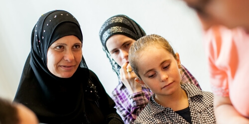 Caritas International Belgique Regroupement familial