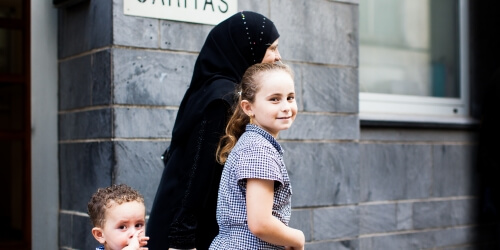 Caritas International België Opvangcrisis in België: Vanwaar komen de vluchtelingen?