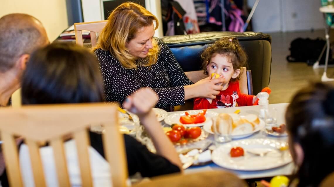 Caritas International Belgium Housing4Refugees and Housing-cafe