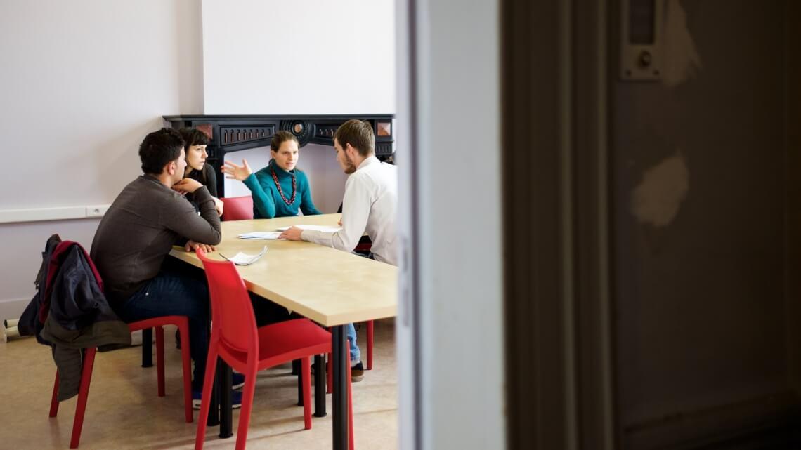 Caritas International België Workcafé