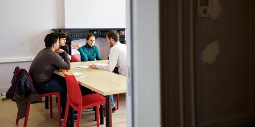 Caritas International Belgium Work-Cafe