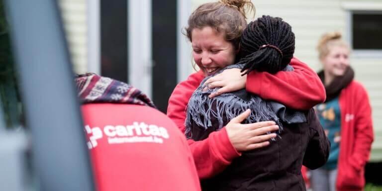 Caritas International BelgiëWie zijn wij?