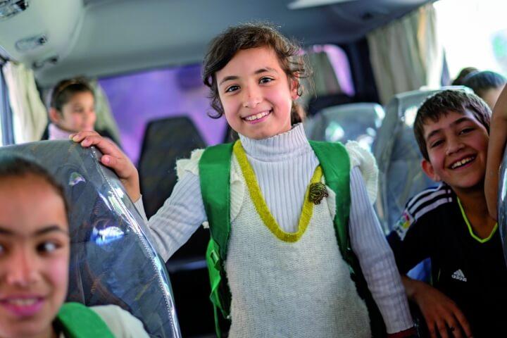 Caritas InternationalDessinons ensemble un avenir aux enfants réfugiés au Liban