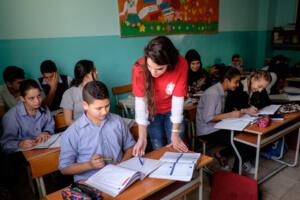 Projet des études du soir à Bourj Hammoud