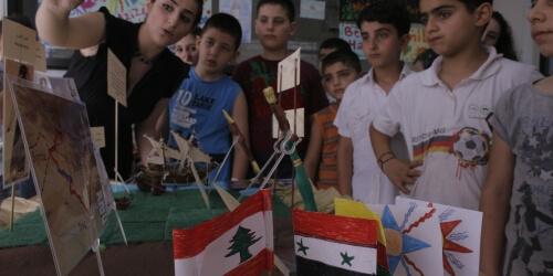 Caritas International België 1,2 miljoen Syriërs gevlucht naar Libanon