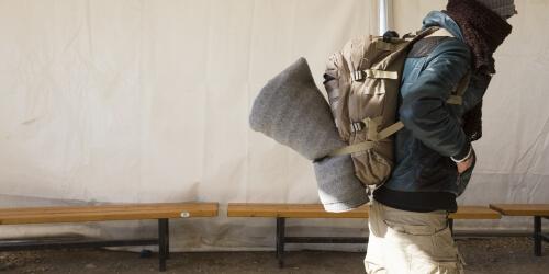 Caritas International Belgium Syrian humanitarian workers fleeing themselves