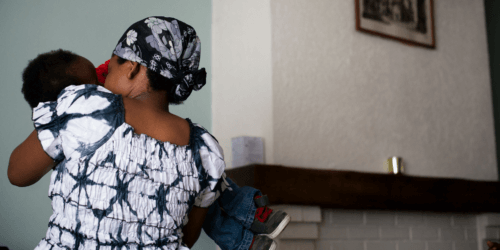 Caritas International België Kwetsbare vluchtelingen: overgang naar autonomie