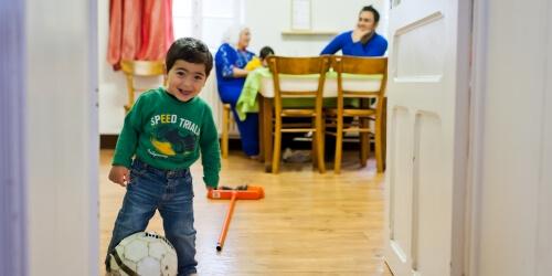 Caritas International Belgium Nabil and Fadia's Story