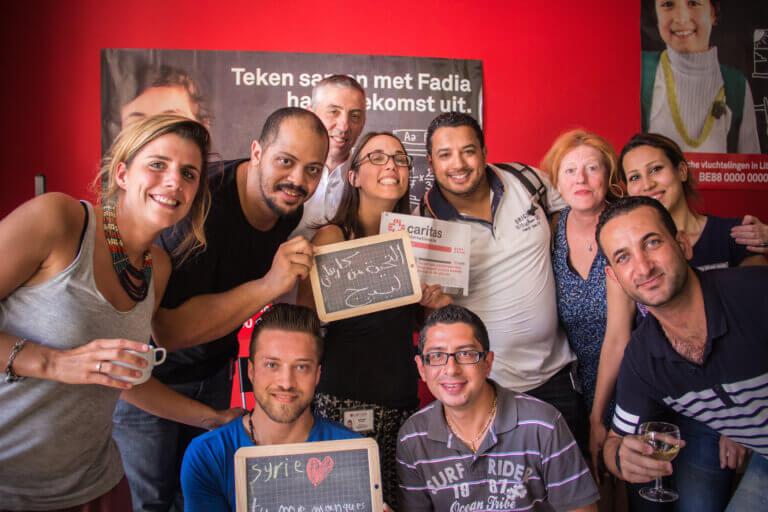 Dessinons ensemble un avenir aux enfants réfugiés au Liban