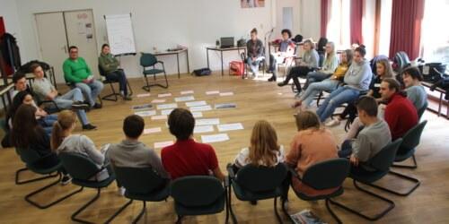 Caritas International Belgique Move with Africa: en route pour devenir des citoyens du monde!