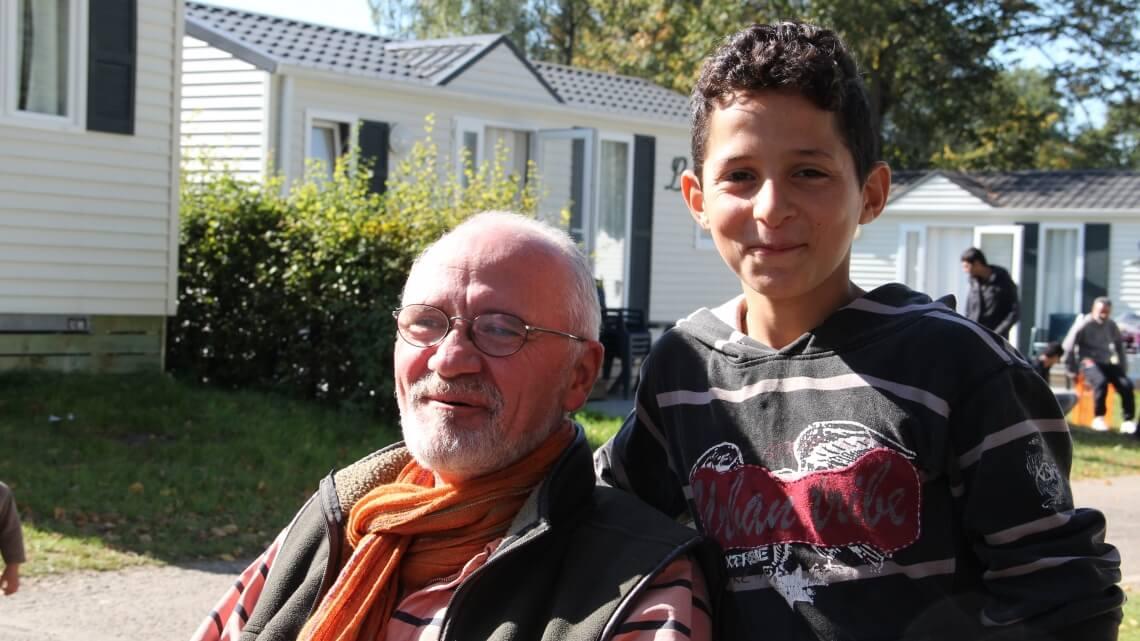 Caritas International Belgique L'histoire d'André