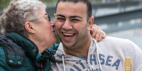 Caritas International België Vreemd gaan eten: een week van ontmoetingen van 17 tot 24 juni