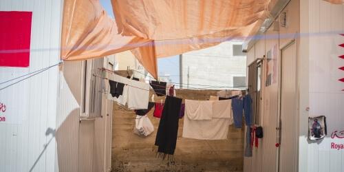 Caritas International Humanitair antwoord op de Syrische en Iraakse crisis