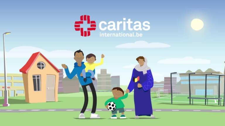 Caritas International10.000 vluchtelingen zoeken een huurwoning