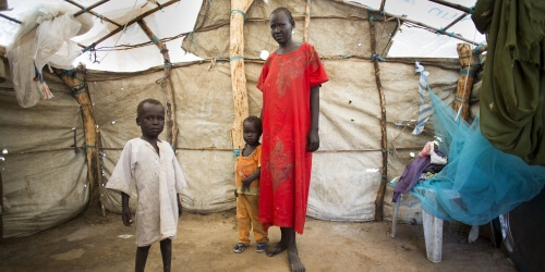 Caritas International Belgium Emergency relief & recovery for IDPs, returnees & vulnerable communities