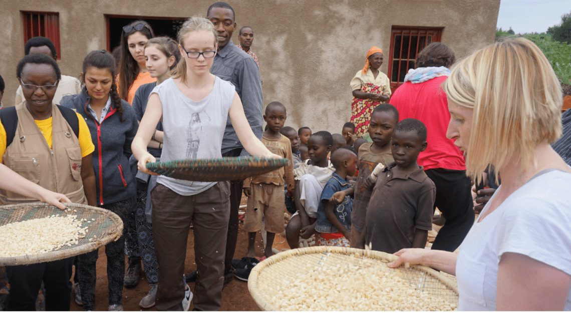 Caritas International Belgique Projet – Move with Africa