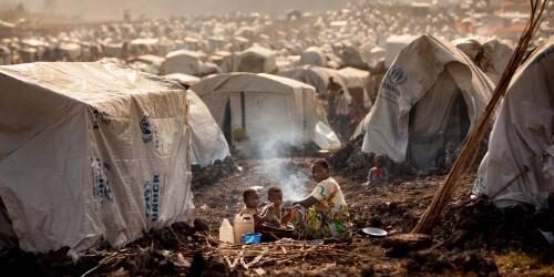 Caritas International België Ook Humanitaire Hulp heeft nood aan politieke inspanningen