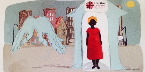 Caritas International Belgique Bad Times Stories: l'esclavage moderne