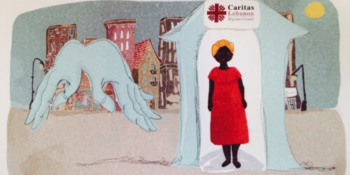 Caritas International Belgique Bad Times Stories : l'esclavage moderne