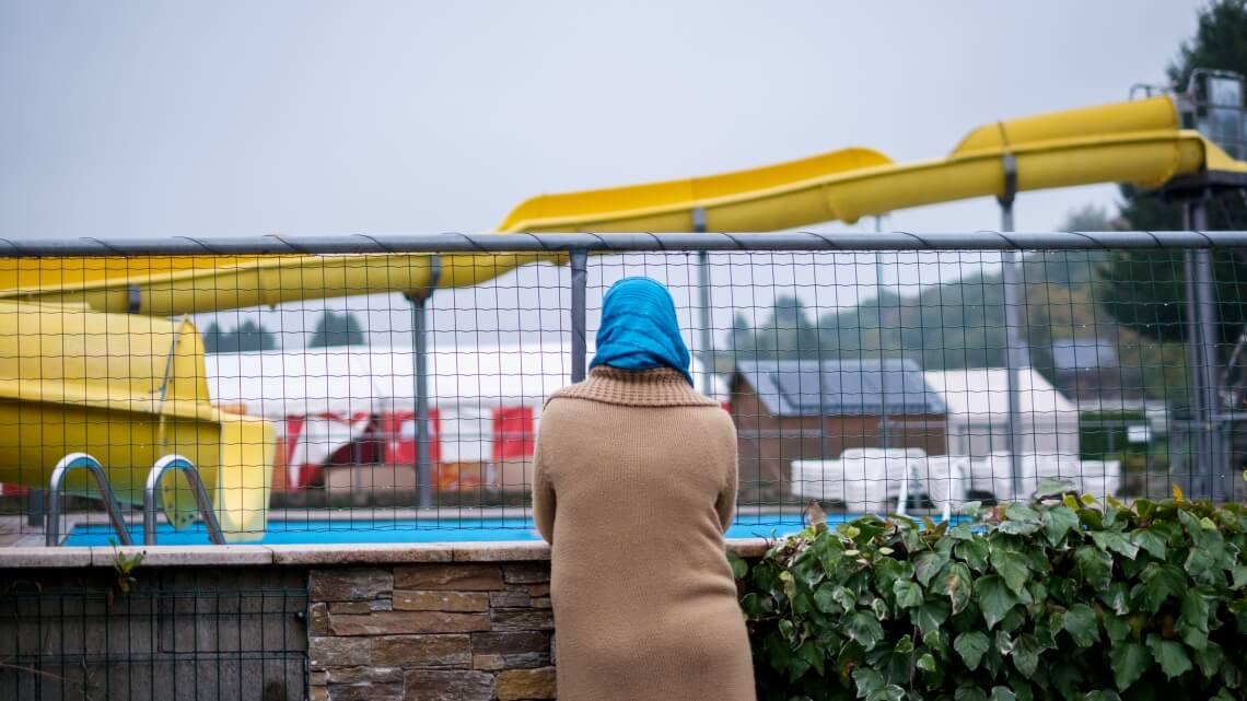 Caritas International Belgique Les campings ferment bientôt leurs portes!