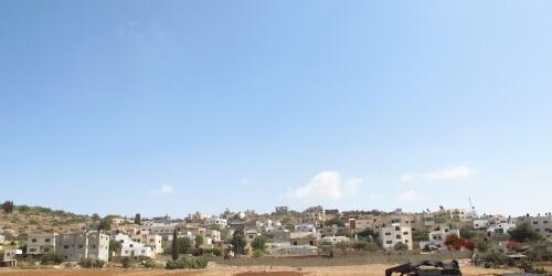 Caritas International Belgique Ensemble pour la rénovation de maisons en Cisjordanie
