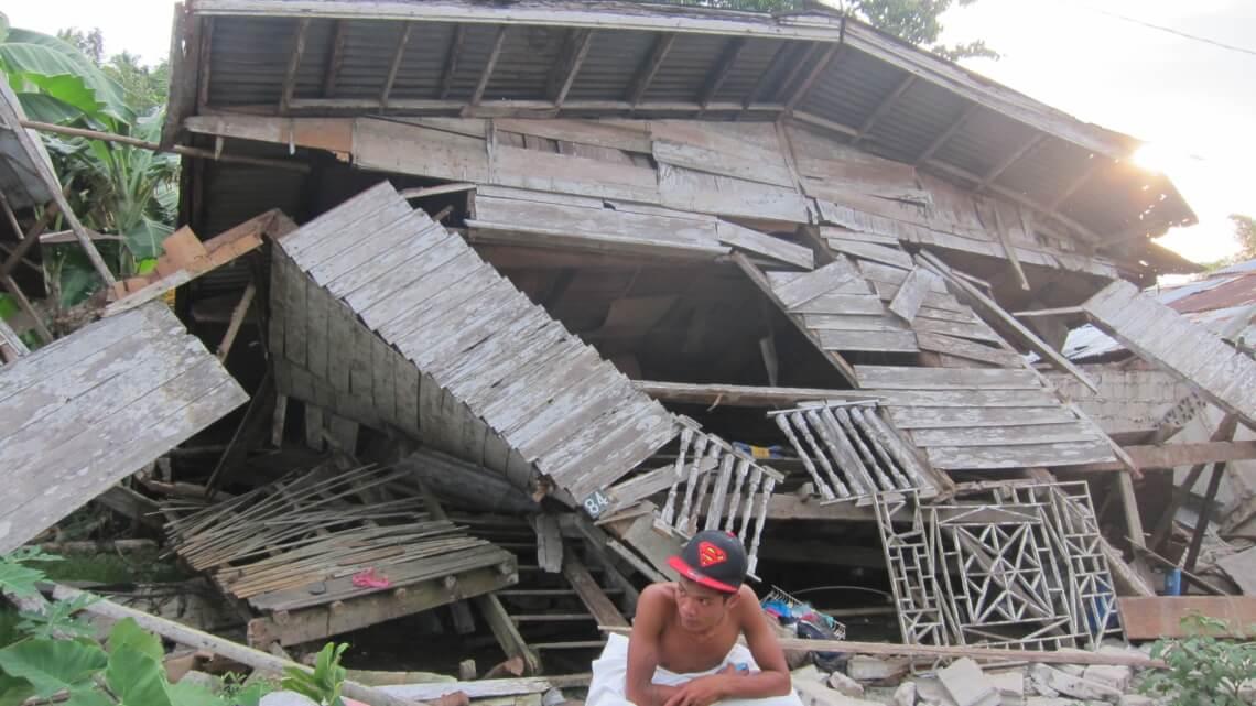 Caritas International 16 mai – midi de Caritas : 6 mois après Haiyan