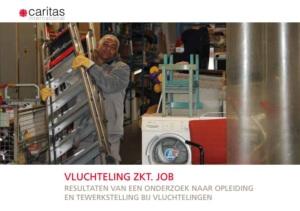 Brochure integratie: Vluchteling zkt. job